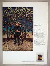Monsieur Rochas Cologne PRINT AD - 1969