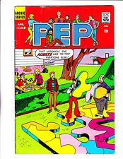 PEP  No.228   : 1969 :   : Puzzle Cover! :