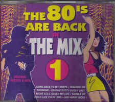 The 80 s Are Back In The Mix cd maxi single