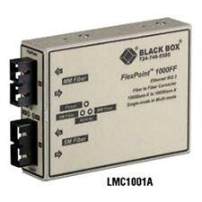 FlexPoint 1000-Mbps Fiber-to-Fiber Mode Converter, 3.1 miles, Model LMC1001A