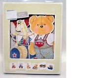 New listing Teddy Bears Baby Musical Wall Nursery Decor Animals Cherokee New Infant