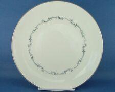 Royal Doulton England Coronet Gray Scroll Dinner Plate