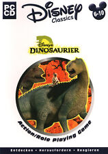 Disneys Dinosaurier Action-Game (PC, 2002, DVD-Box)
