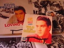 ELVIS PRESLEY LOVING YOU Rare Movie Set LP + E.P SINGLE & PICTURE BOOK 02 ISSUE