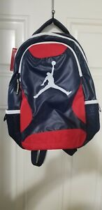 Kids Nike Air Jordan Training Day Mini Backpack 8A1807-695 Obsidian Size Small