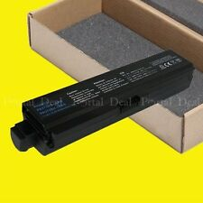 9-Cell Lithium Battery for Toshiba Satellite C655-S5092 PSC2EM PSC2EP U505-S2010