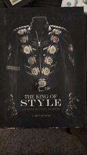 The King of Style: Dressing Michael Jackson written by Michael Bush