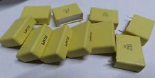10 x Evox Rifa 1uf 250v dc CMK22.5105250L4 1U0 polycarbonate capacitors CMK