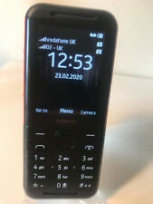 Nokia 5310 (2020) - Nero/Rosso (Sbloccato) (Dual Sim) Cellulare)