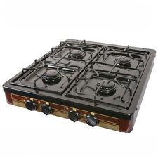 4 Burner Stove Outdoor Cooking Kitchen Backyard Gazebo Pergola Propane Gas Meals