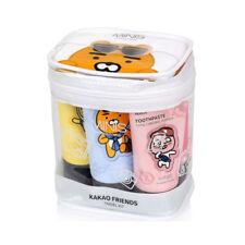 [LG CARE] Kakao Friends Travel Kit 1Pack (5items) (AU)