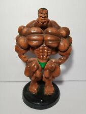 """Bodybuilder Sculpture 10"""" Buff Muscles"""