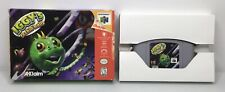 Nintendo 64 N64 Iggy's Reckin' Balls Box + Game Only *Authentic/Cleaned/Tested*