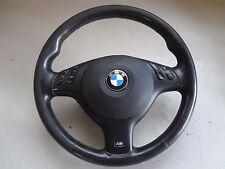 BMW E46 Lim. 3er 323i 125KW M Sportlenkrad Leder Lederlenkrad 2282022