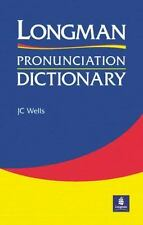 J.C. WELLS - Longman Pronunciation Dictionary - PAPERBACK