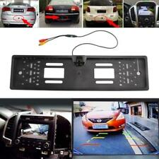Car Rear View Reverse Parking Night Vision Camera Number Plate Surround