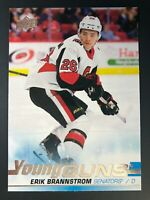 2019-20 Upper Deck Erik Brannstrom Young Guns Rookie