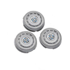 3x Replacement Shaver Heads Razors for Philips Norelco SH70 Blades Series 7000