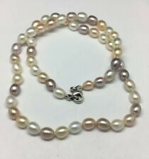"""James Avery Sterling Silver Cultured Pearl Necklace 18"""""""