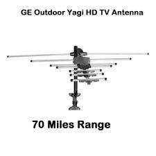 GE 33685 Pro Outdoor Antenna - Long Range Outdoor / Attic Yagi HDTV Antenna