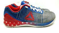 Reebok CrossFit Nano 7 Mayhem Edition Red White & Blue Sneakers Women's  Sz 7.5