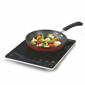 Glen Ultra Slim Induction Cooker 3079  With Universal Plug