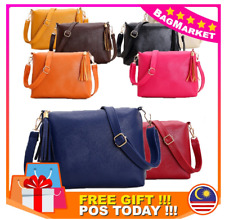 Korean Shoulder Sling Leather Bag