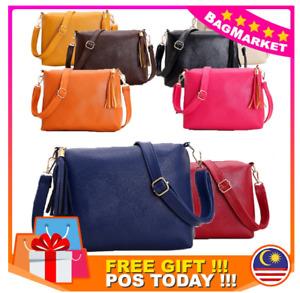 Korean Shoulder Sling Leather Bag