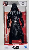 "Disney Star Wars - DARTH VADER 9"" Action Figure w/ Lightsaber NEW"