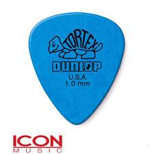 Jim Dunlop Standard Tortex Guitar Picks Player Pack of 12 Picks 1.00MM