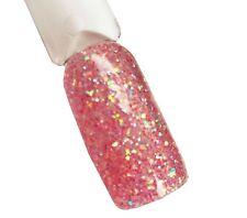 5g  Glitter Acrylpulver Glitter Rosa - Ballett für Acryl Modellage
