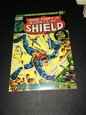 NICK FURY AND HIS AGENTS OF SHIELD#1 NICE  COMIC