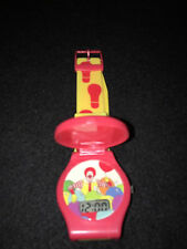 Vintage Limited McDonald's Ronald Flip Watch Footprints and Balloons
