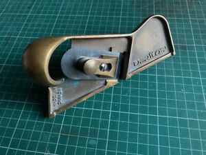 Rare Bronze VERITAS Edge Trimming Plane - 20th Anniversary