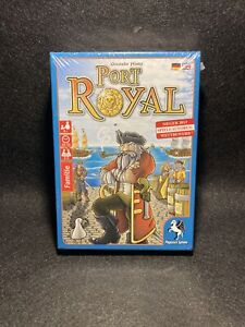 Port Royal Card Game - Pegasus Spiele Games (NEW) - English and German