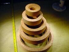 5 x Korkring Set mit Ø 8 cm, 11 , 14  , 17  , 21 cm für 50 - 20000 ml Rundkolben