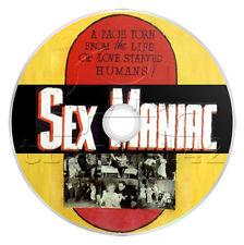 Sex Maniac (1934) Horror, Sci-Fi Movie / Film on DVD