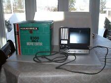 Hanimex Dual 8 E300 Movie Editor