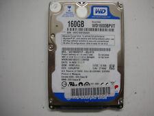 """WD Scorpio Blue 160gb WD1600BPVT-00JJ5T0 2060-771820-000 REV A 2,5"""" SATA"""