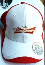 Budweiser Beer Nascar 2014 Pit ball cap Kevin Harvick Trucker hat Stewart Haas