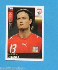 PANINI-EURO 2008-Figurina n.80- JIRANEK  -REPUBBLICA CECA-NEW BLACK