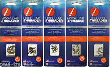 Loose Hooks - Hook Line & Threader - 5 sizes or Bundle & Save - No Tool Included