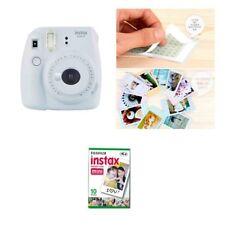 Fujifilm Instax Mini 9 cámara humo blanco 1 Pack Fuji Film 10 Foto 8