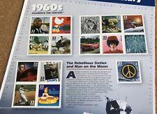 Celebrate The Century 1960's USPS Sealed/ NEW!