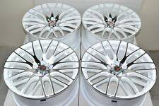 18 white Wheels Rims MDX TL Legend RDX GS300 ES350 MKZ Accord Camry K900 5x114.3
