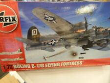 Airfix 1/72 scale plastic kit Boeing B-17G FLYING FORTRESS