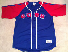 MLB Chicago Cubs Stitched Jersey by True Fan - Adult Men's XL - GO CUBS GO!