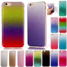 Bling Soft Silicone TPU Gel Glitter Case Cover For iPod Touch 6 & iPhone 7 6 5 4