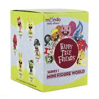 Happy Tree Friends Mini Series 1 Blind Box Vinyl Figure 4 Pack NEW Toys