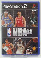 Ps2 PlayStation 2-NBA 08-nuevo embalaje original New